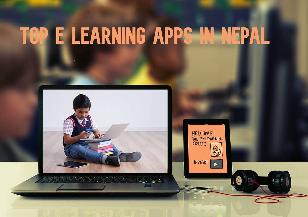 Top-5-e-Learning-Apps-in-Nepal